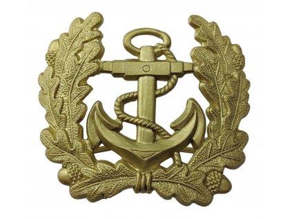 Odznak námořní BW (Bundeswehr) na čepici originál