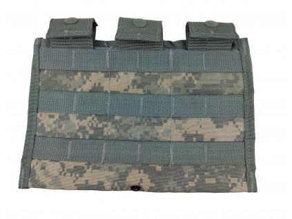 Sumka Molle II US na zásobníky M16/M4/AR15 ACU AT-DIGITAL originál
