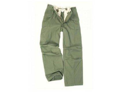 Kalhoty M65 US originál oliv M-1951