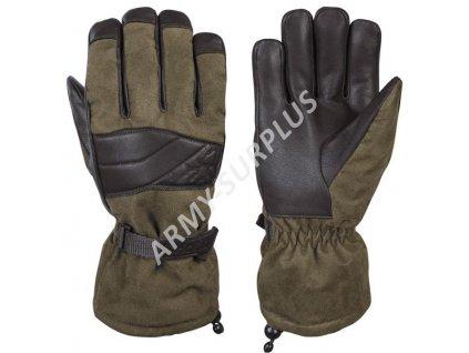 Myslivecké rukavice Holík Evelyn Green 8314 - zimní 31e6b351eb