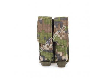 Sumka na dva zásobníky P09,Glock 17 molle Slovensko digital les ALP FENIX PM-738 originál