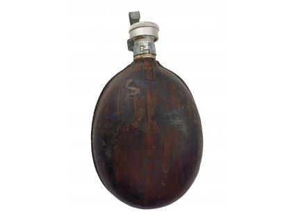 Polní láhev cocosnuss WWII, WWI originál