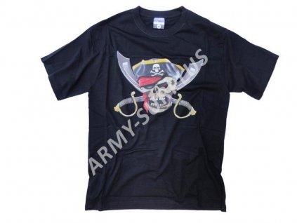 Tričko (triko) potisk pirát