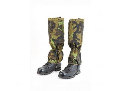 Návleky holeňové vz.95 na ochranu nohou AČR ALP ripstop TW-122