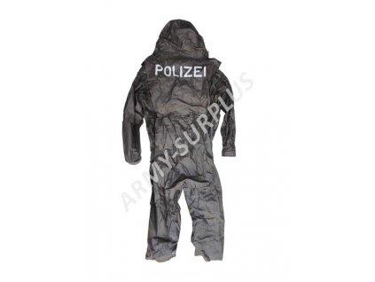 Protichemický oděv (oblek) ABC BW Bundeswehr Německo Policie Polizei