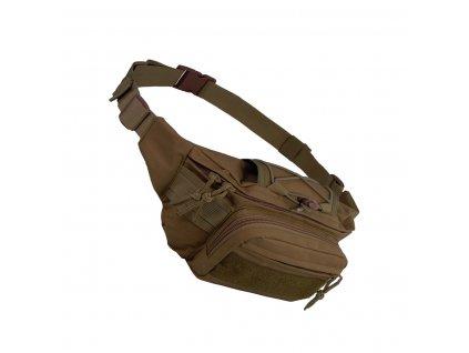 Ledvinka Kangoo waist pack coyote