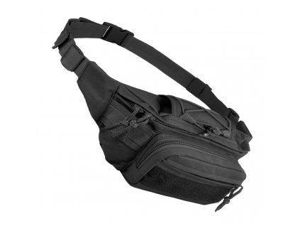Ledvinka Kangoo waist pack černá
