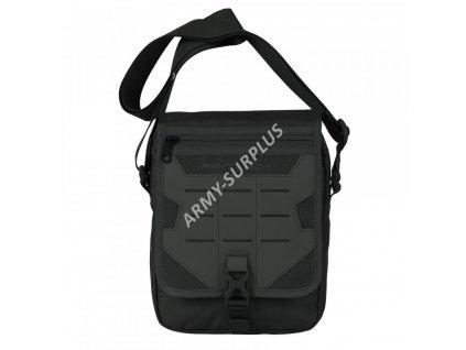 Batoh Messenger (taška) přes rameno Pentagon černá molle Laser K16087-01