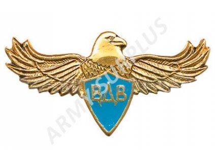 Odznak výsadkové jednotky - Rusko