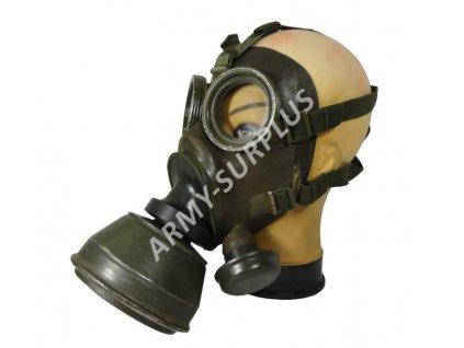 Plynová maska Holandsko 1952 T1 K-52
