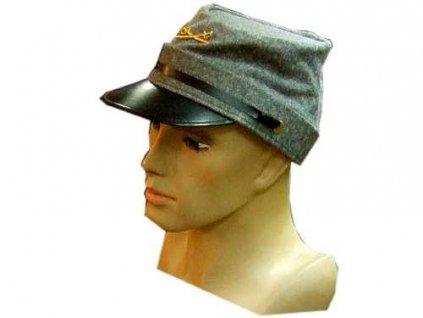 Čepice konfederace šedá