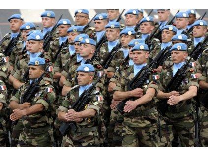 Odznak na baret United Nations OSN,UNPROFOR