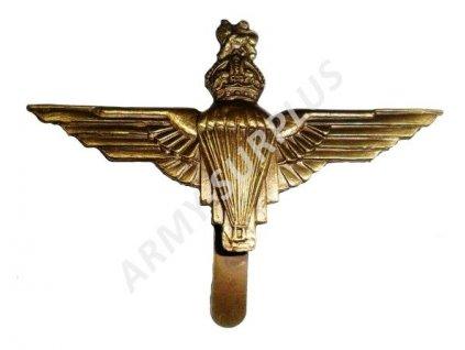 Odznak britský na baret Velká Británie Para