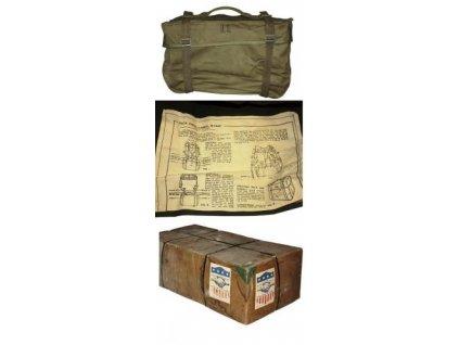Taška US Pack Field Cargo M-1945 originál
