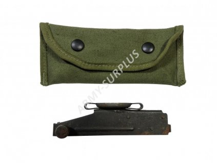 Zaměřovač granátometu US ARMY originál WWII 1944 kompletní