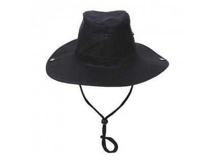 Klobouk australan černý