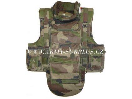Neprůstřelná balistická vesta Francie CCE