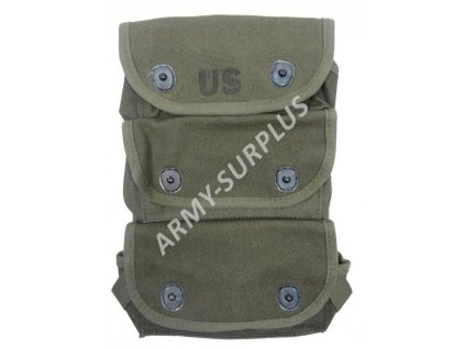 Sumka na 3 granáty M26 US original