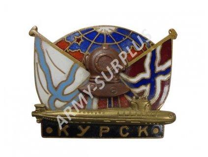 Odznak ponorka Kursk