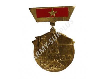 Medaile 35. výročí vítězného února 1948
