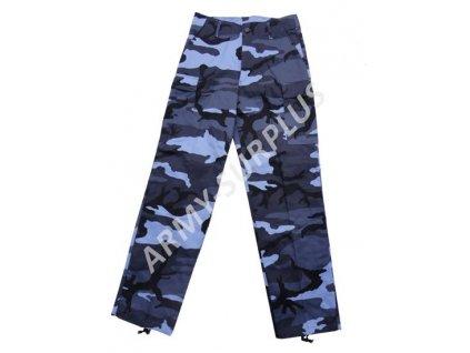 Kalhoty BDU sky blue kapsáče (skyblue) Fosco