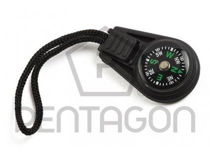 Kompas Pentagon na klíče v kapalině DC20-3
