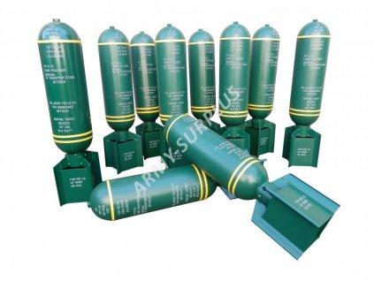 Bomba puma (AN-M30 100 lb. GP Bomb TNT) repro pokladnička-dekorace