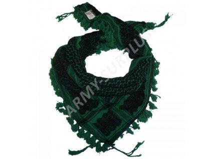 cf780e9e318 Šátek palestina zelená originál Sýrie shamag