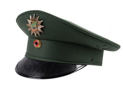Brigadýrka policie Německo BGS Police oliv