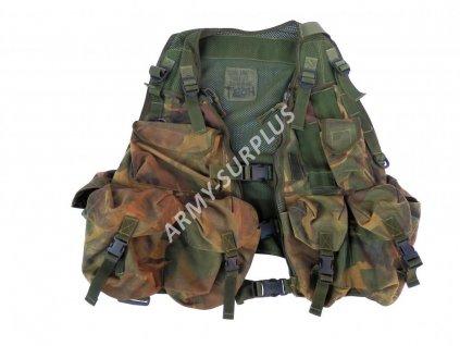 Vesta taktická britská Velká Británie Wyvern All Arms Assault Vest DPM originál