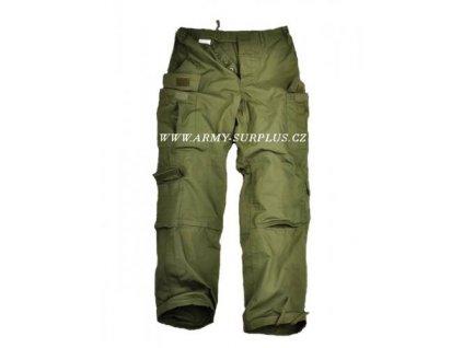 Kalhoty ACU oliv ripstop Texar