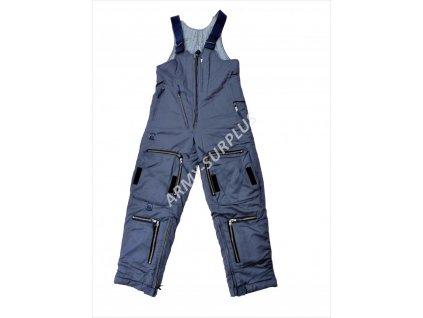 Kalhoty pilot letecké ČSLA zimní modré vz.82