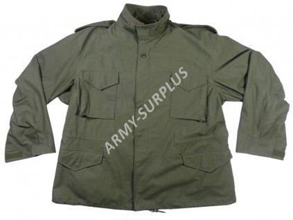 Polní kabát US,bunda (parka) M65 Propper oliv