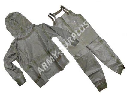 Protichemický oděv (oblek) Zodiak ABC Bundeswehr Německo komplet