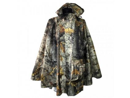 Pončo (poncho) hunter camo