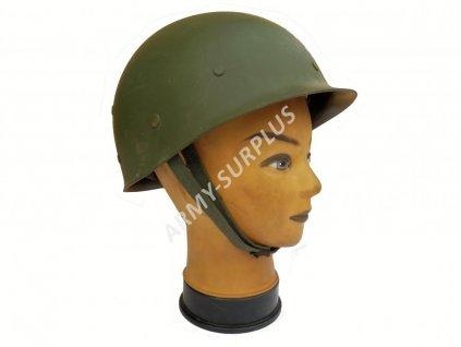Helma US (přilba) plastová oliv originál
