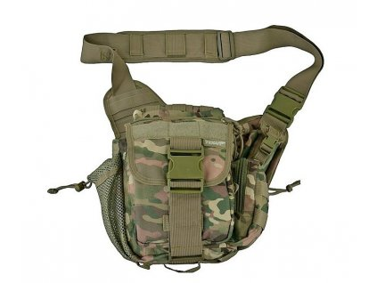 Taška přes rameno Commander Texar multicamo