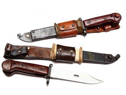 Bodák AKM mod.59 Rumunsko kožený závěs
