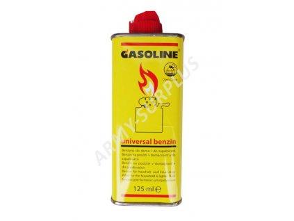 Benzín do zapalovače a kapesních ohřívačů Gasoline