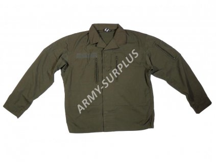 Blůza (košile) ripstop Rakousko khaki originál