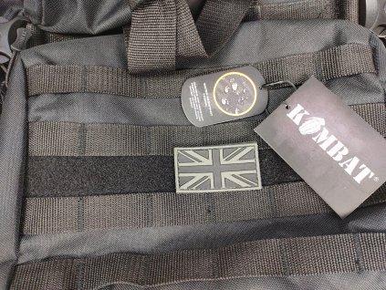 Lodní vak batoh,taška Operators Duffle Bag černý 60l Velká Británie Kombat