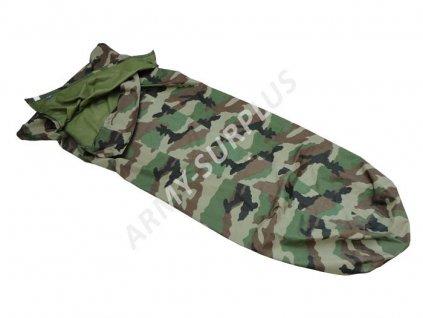 Povlak na spací pytel (spacák, žďárák, bivak, bivy cover) CCE Francie