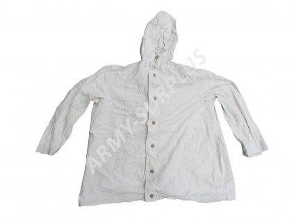 Parka (bunda, blůza) sněžná ČSLA převleková zimní převlečník originál bílá