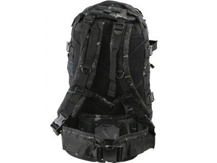 Batoh Assault molle multicamo černý 40l BTP Velká Británie Kombat