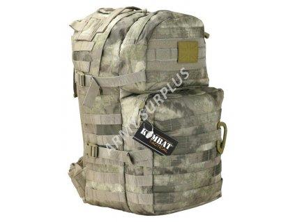 Batoh Assault molle Smudge camo (ATAC-AU) 40l  Velká Británie Kombat