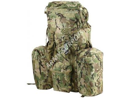 Batoh PLCE  BTP multicamo System Infantry Bergen Velká Británie 120l Kombat
