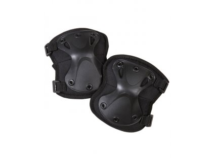 Chrániče loktů Spec-Ops tvarované černé Kombat Velká Británie