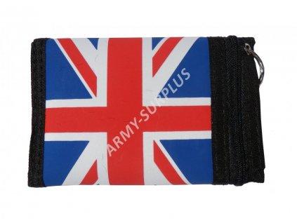Peněženka skládací vlajka Anglie Velká Británie
