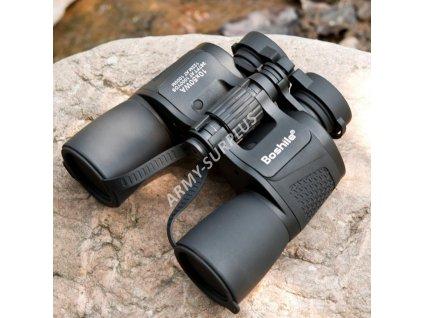 Dalekohled Boshile 10x50 Powerview Porro Prism Binoculars černý