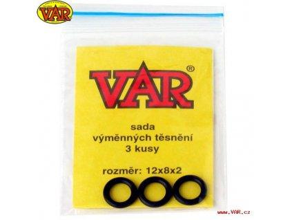 Sada výměnných těsnění pro vařič VAR 3 kusy